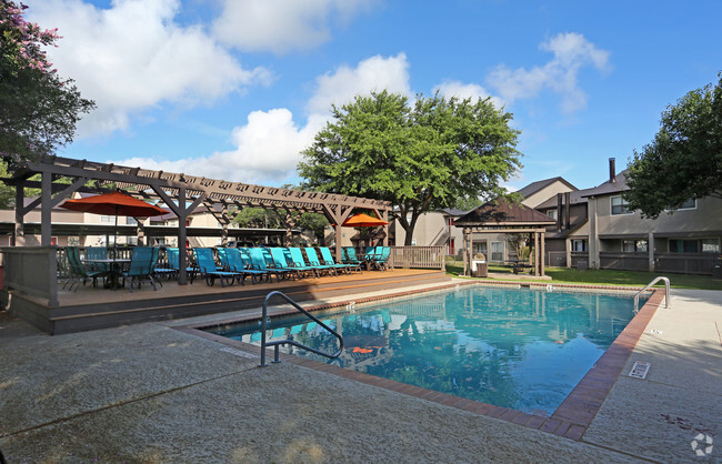 Lake Creek Apartments, Austin TX